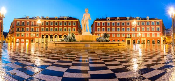 Things to do in Nice - Massena Square
