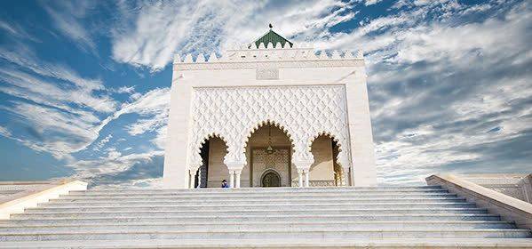 Things to do in Rabat - Mausoleum of Mohammed V