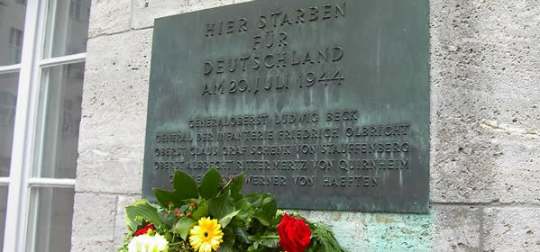 Things to do in Berlin - Memorial to the German Resistance
