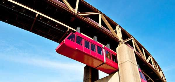 Memphis Suspension Railway