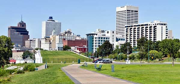 Things to do in Memphis - Memphis downtown park