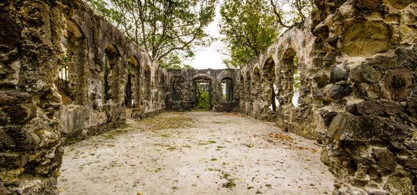 Things to do in Pigeon Island - Military Ruins