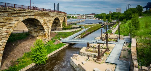 Things to do in Minneapolis - Mill Ruins Park