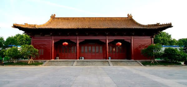 Things to do in Nanjing - Ming Palace