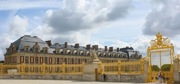 Things to do in Chateau de Versailles - Ministers North and South Wing