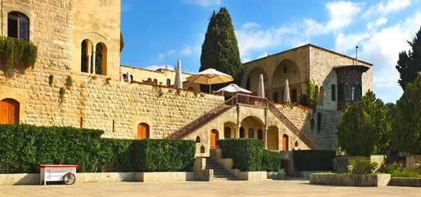 Things to do in El Chouf - Mir Amine Palace