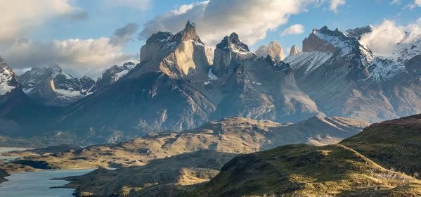 Things to do in Torres del Paine  - Mirador Cuernos
