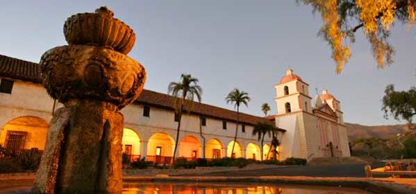 Things to do in Santa Barbara County - Mission Santa Barbara