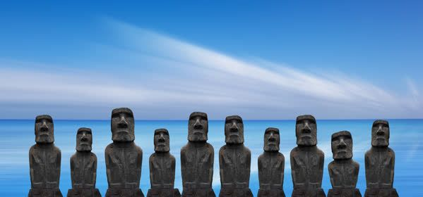 Things to do in Easter Island - Moai