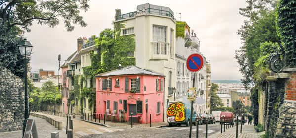 Things to do in Paris - Montmartre