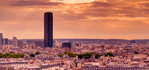 Things to do in Paris - Montparnasse Tower