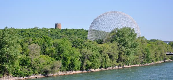 Things to do in Montreal - Montreal Biosphere