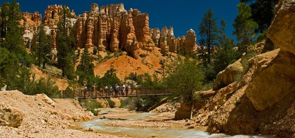Things to do in Bryce Canyon National Park - Mossy Cave Trail