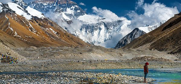 Things to do in Tibet - Mount Everest