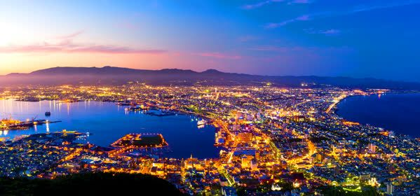 Things to do in Hakodate - Mount Hakodate