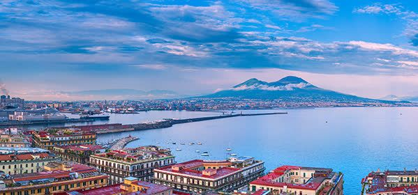 Things to do in Naples - Mount Vesuvius