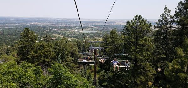 Things to do in El Paso County - Mountaineer Sky Ride