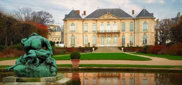 Things to do in Paris - Musée Rodin