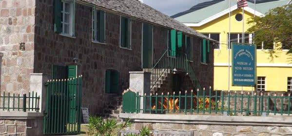 Things to do in Nevis - Museum of Nevis History