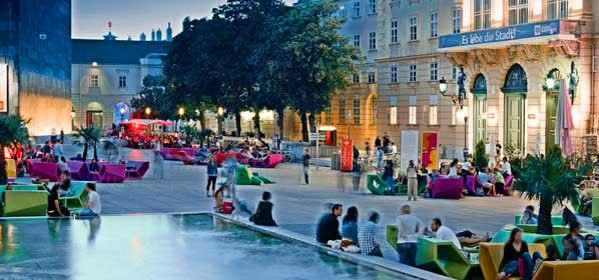 Things to do in Vienna - Museumsquartier