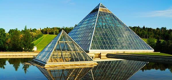 Things to do in Edmonton - Muttart Conservatory