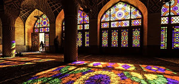 Things to do in Shiraz - Nasir ol Molk Mosque