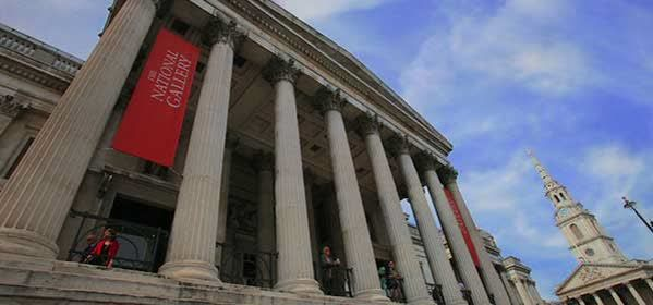 Things to do in London - National Gallery
