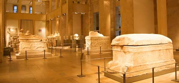 Things to do in Beirut - National Museum