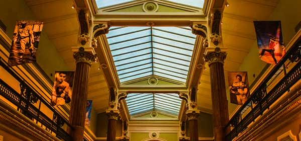 Things to do in London - National Portrait Gallery