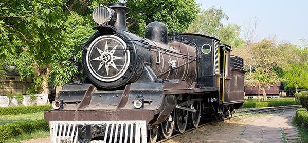 Things to do in Delhi - National Rail Museum