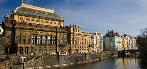 Things to do in Prague - National Theater