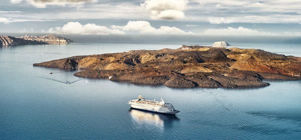 Things to do in Santorini - Nea Kameni