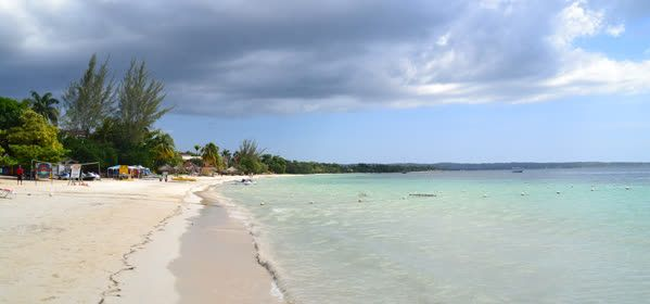 Things to do in Negril - Negril Sand Beach