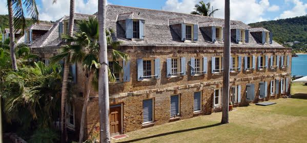 Things to do in Antigua - Nelson's Dockyard
