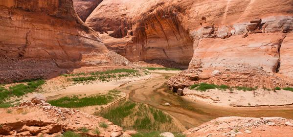 Things to do in Glen Canyon National Recreation Area - Neon Canyon Trailhead
