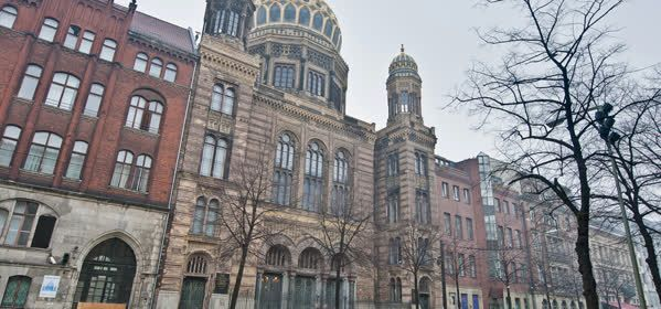 Things to do in Berlin - Neue Synagoge