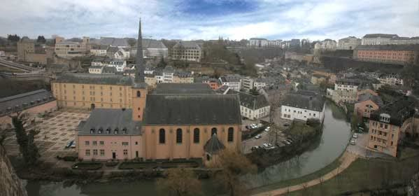 Things to do in Luxembourg City - Neumunster Abbey