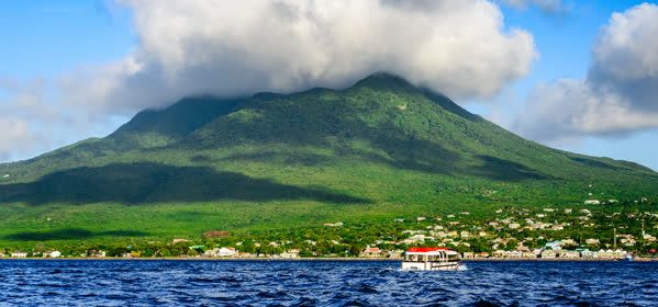 Things to do in Nevis - Nevis Peak