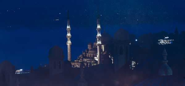 Things to do in Istanbul - New Mosque Istanbul