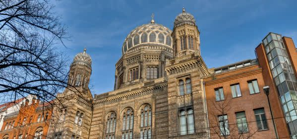 Things to do in Berlin - New Synagogue Berlin Centrum Judaicum Foundation