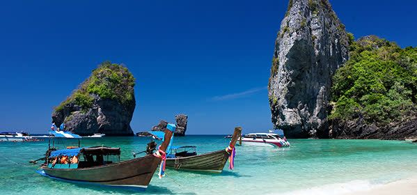 Things to do in Krabi - Nui Bay Beach