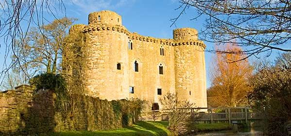 Things to do in Somerset - Nunney Castle