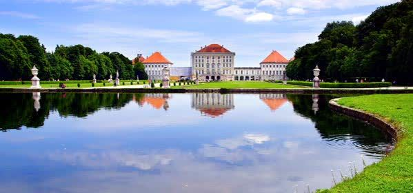 Things to do in Munich - Nymphenburg Palace