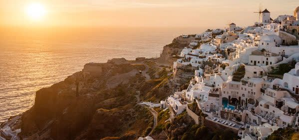 Things to do in Santorini - Oia Village