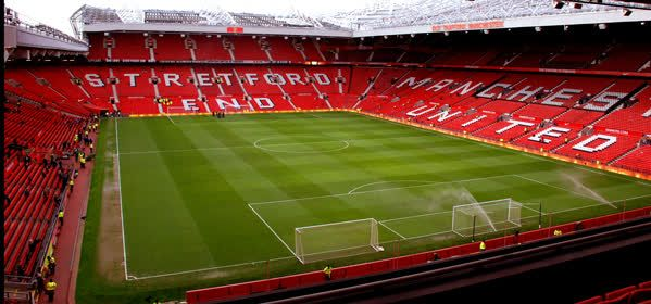 Things to do in Manchester - Old Trafford Stadium