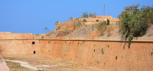 Things to do in Chania (Crete) - Old Venetian San Nicolo Bastion