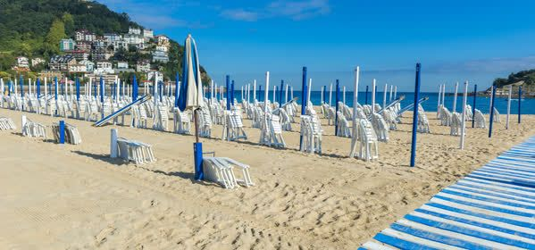 Things to do in Donostia-San Sebastián - Ondarreta Beach (Playa de Ondarreta)