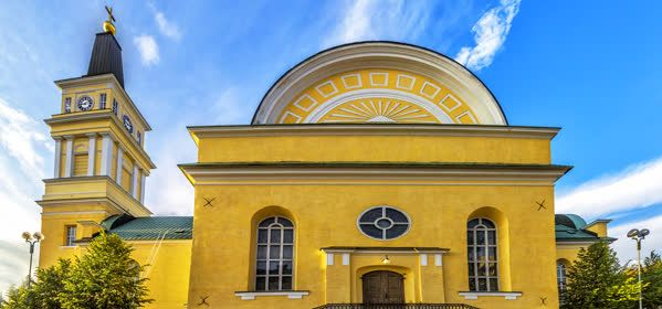Things to do in Oulu - Oulu Cathedral (Oulun tuomiokirkko)