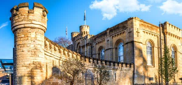 Things to do in Oxford - Oxford Castle