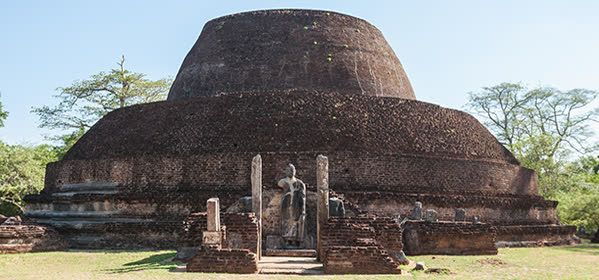 Things to do in Polonnaruwa - Pabalu Vehera (Temple of Marbles)
